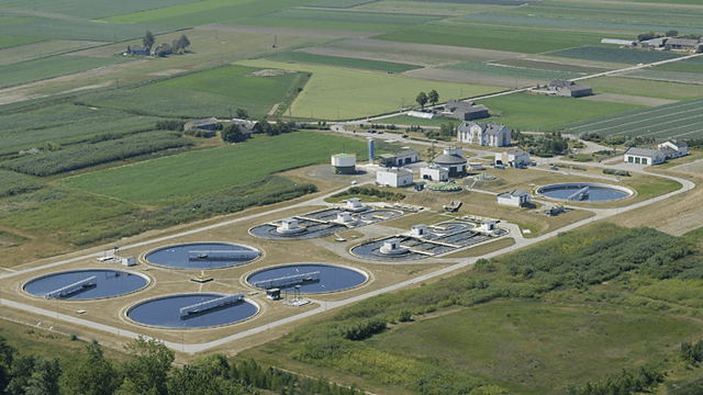 Municipal Water Treatment : Alfa laval prosna in poland belt drum thickeners she